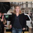 Remise du Goncourt et du Renaudot au restaurant Drouant, à PAirs, le 8 novembre 2010 : Virginie Despentes