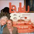 Line Renaud et Loulou Gasté, Paris, 1993
