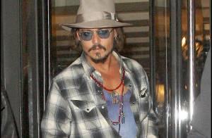 Le tatoueur et meilleur ami de Johnny Depp arrêté pour trafic d'armes !