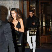Cristiano Ronaldo et sa sublime Irina Shayk s'affichent ensemble, mais pas trop!
