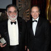 Francis Coppola oscarisé devant sa famille, Natalie Portman et Sharon Stone !