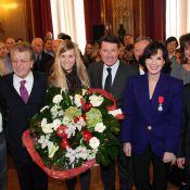Denise Fabre : Entourée des siens, elle reçoit un prestigieux hommage !