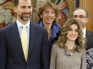 Letizia d'Espagne : mini robe et maxi talons pour ses beaux-parents !