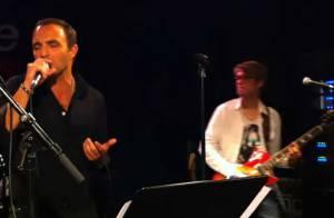 Quand Nikos Aliagas rend hommage à la série Californication... en chanson !