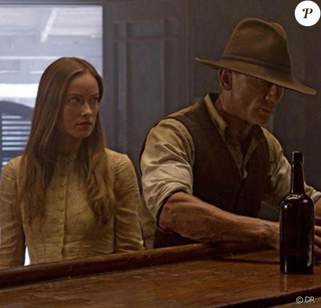 Des images de Cowboys & Aliens, en salles le 10 août 2010.