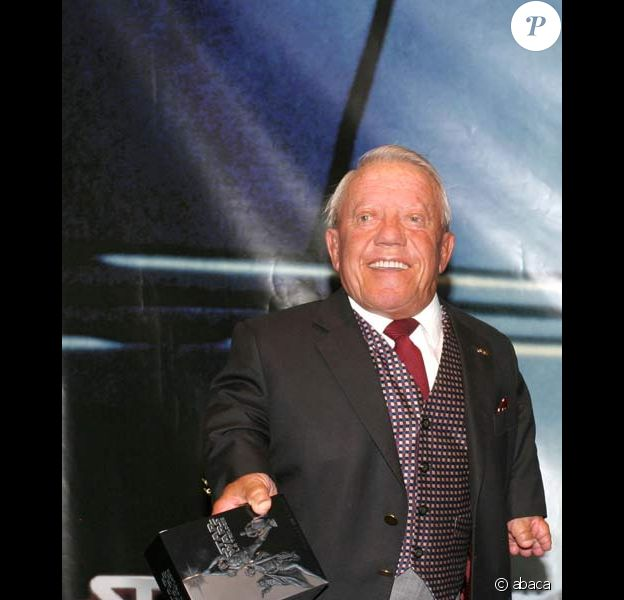 Kenny Baker, R2-D2 dans Star Wars