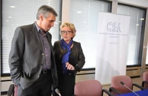 Le CSA se réveille : En guerre contre la
