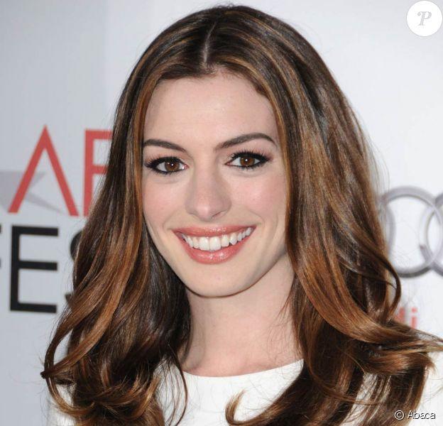La ravissante Anne Hathaway sera à l'affiche de Love et autres drogues le 29 décembre 2010.