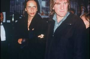 Karine Silla parle pour la première fois du père de sa fille : Gérard Depardieu!