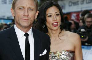 PHOTOS : Daniel Craig idiot et heureux de l'être, hier à Londres...