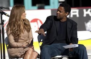 Quand Denzel Washington trouve un nouveau job à Jennifer Lopez...