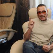 Jean-Claude Van Damme, délirant, pète les plombs à cause d'un réal' de pub !