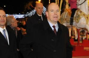 Albert de Monaco : Un enfant au pays de Noël !