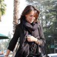 jennifer Love Hewitt à Los Angeles, le 4 décembre 2010.