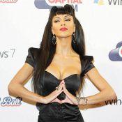 Nicole Scherzinger : Une robe bustier carrément indécente pour nous empoisonner!