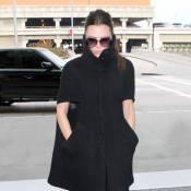 Victoria Beckham : Même quand elle prend l'avion, elle nous met K.O !