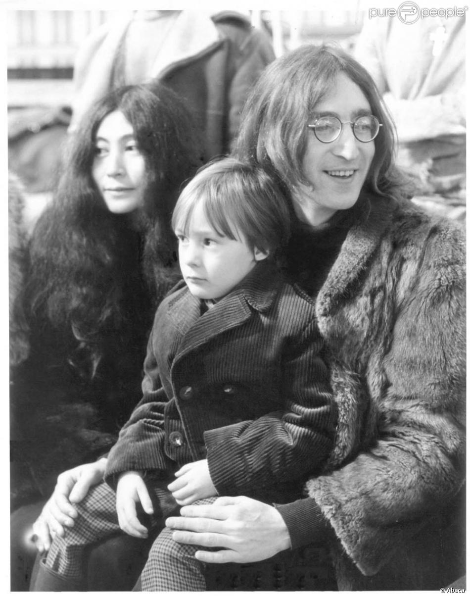 yoko ono and john lennon relationship with julian