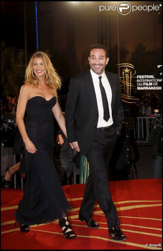 Jean dujardin avec alexandra il continue chouchou et for Film de jean du jardin