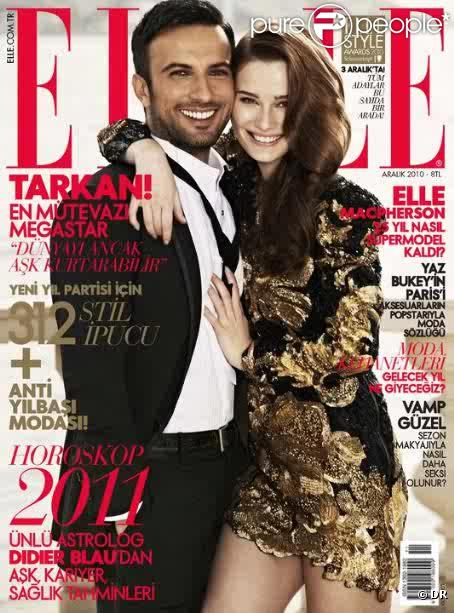 Tarkan couple