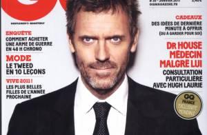 Hugh Laurie raconte comment Clint Eastwood aurait pu être son père !