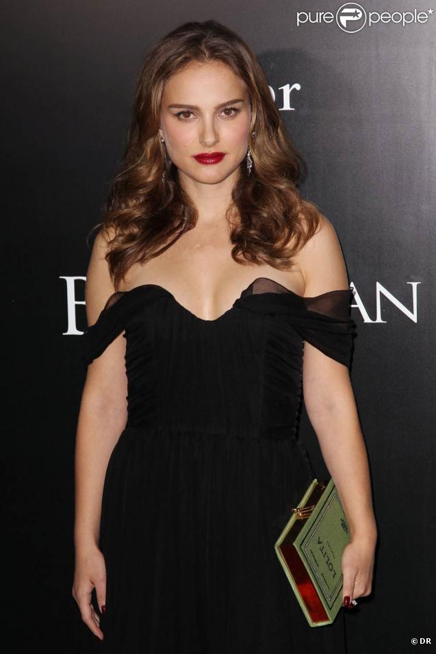 Natalie Portman, la beauté incarnée, élégante en toute occasion...