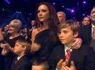David Beckham couronné : sa femme Victoria et leurs enfants fiers et très émus !