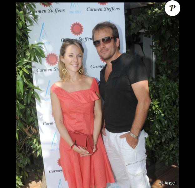 Aurélie Vaneck et Stéphane Hénon