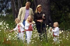 Maxima des Pays-Bas : Découvrez les tendres vacances de ses trois anges blonds !