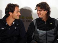Roger Federer/Rafael Nadal: Toujours complices pour faire le show, et même plus!