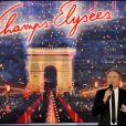 Michel Drucker animera un nouvel épisode de Champs-Elysées, le 15 janvier 2010.