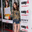 Emma Stone, héroïne de Easy A, a été choisie pour jouer dans le nouveau Spiderman