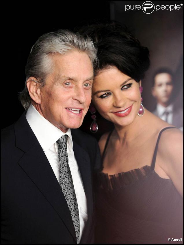 Michael Douglas sera honoré au Festival du Film de Palm Springs, le 13 janvier 2011.