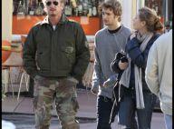Sean Penn, papa aux petits soins pour ses enfants, des ados comme les autres !