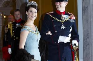 Mary sur le point d'accoucher, la princesse Marie de Danemark brille en solo !
