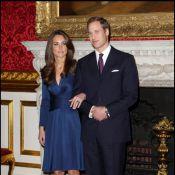 Mariage du prince William et Kate Middleton : Premiers détails !