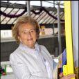 Bernadette Chirac au lancement de la 22e opération Pièces Jaunes, le 5 janvier 2010.