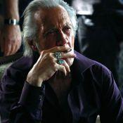 Le regretté David Carradine face à Nicolas Duvauchelle dans son ultime film...