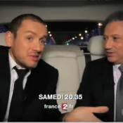 Quand Michel Drucker prie Dany Boon de l'accompagner sur les Champs-Elysées !