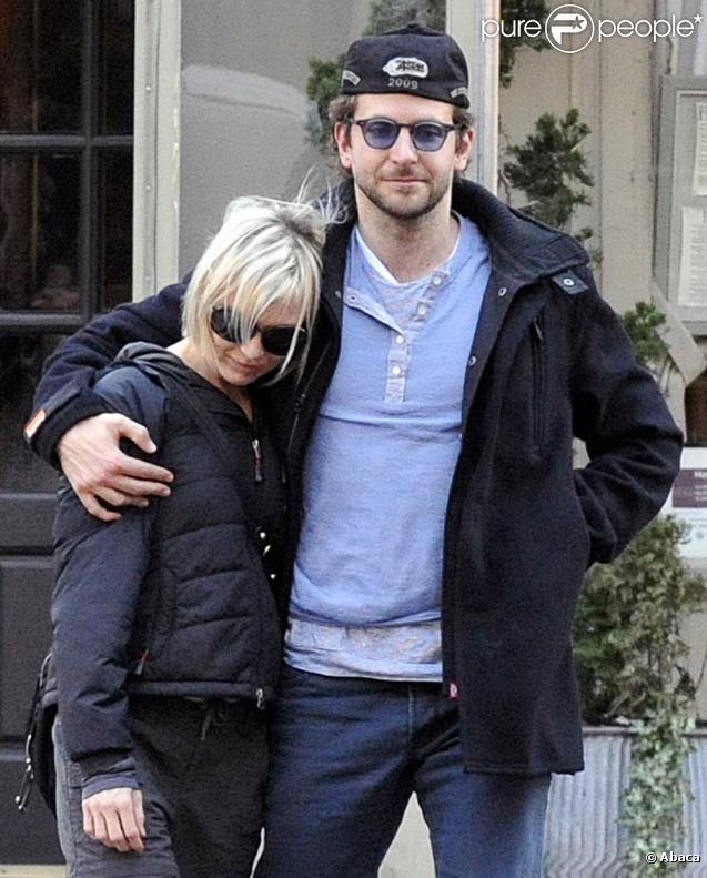Renée Zellweger et Bradley Cooper en mars 2010.
