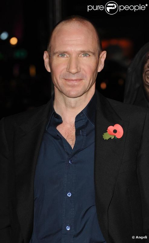 Ralph Fiennes - New Photos