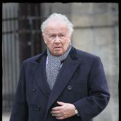Obsèques de Jean Dutourd : Philippe Bouvard, miné par le chagrin...