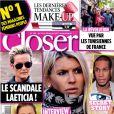 Le magazine Closer, en kiosques samedi 22 janvier.