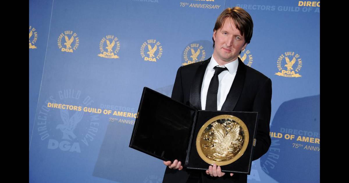 Tom hopper re oit le prix du meilleur r alisateur la c r monie des director 39 s guild of america - Prix du meilleur architecte ...
