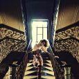 La Suissesse Nadine Strittmatter shootée par Steven Lyon pour la collection printemps/été 2011 de Wild Orchid : comme un parfum entêtant de sensualité...