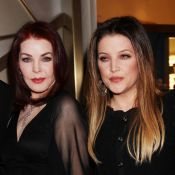 Priscilla Presley : Elue femme de l'année devant sa fille qui a beaucoup minci !