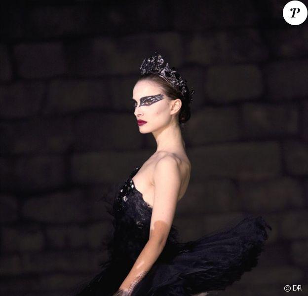Natalie Portman dans le film Black Swan