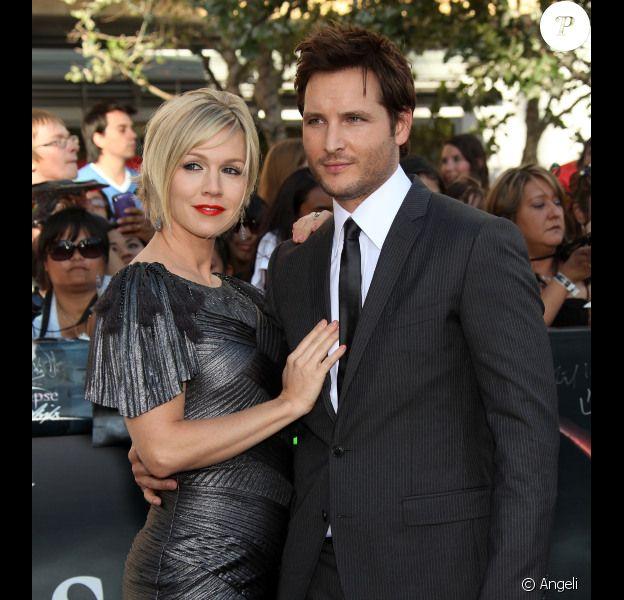 Jennie Garth et son mari Peter Facinelli
