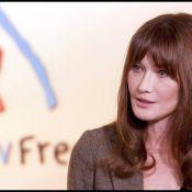 Carla Bruni : Quand la première dame est violemment taclée par Martine Aubry !
