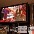 Diana en animatrice TV... (émission du 7 février 2011)