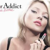 Kate Moss, en beauté addictive, signe son grand retour chez Dior !